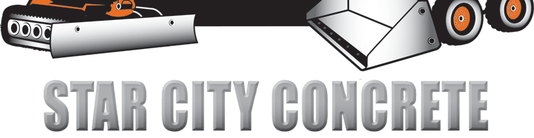 Star City Concrete LLC Logo Bottom